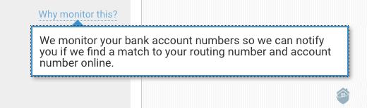 Zander Insurance Bank Account Monitoring Explanation