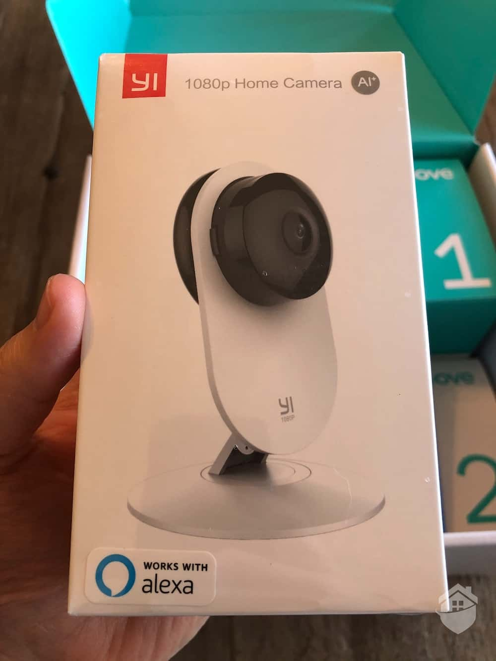 Cove 1080p Home Camera