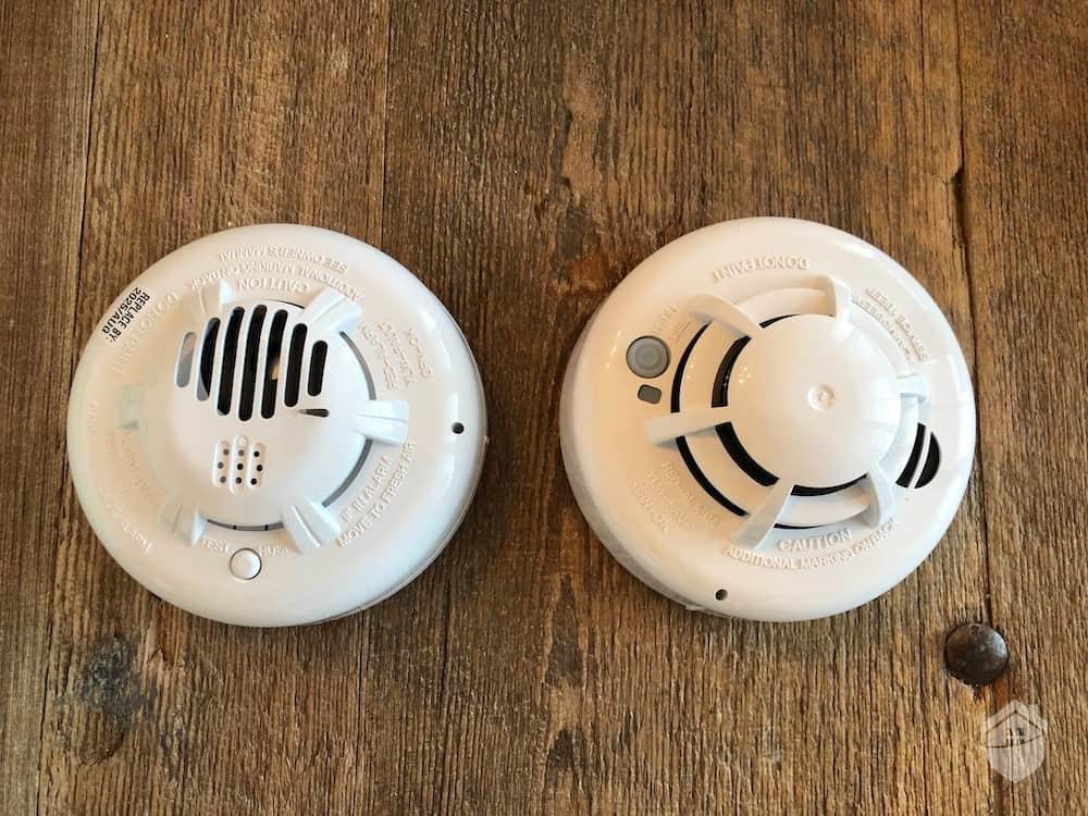 Cove Smoke Detector and CO Detector