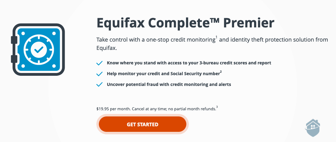 Equifax Complete Premier Plan