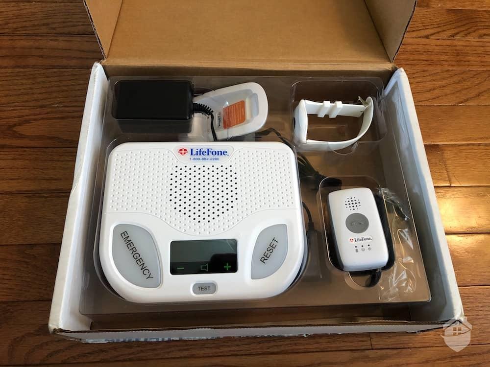 LifeFone Equipment