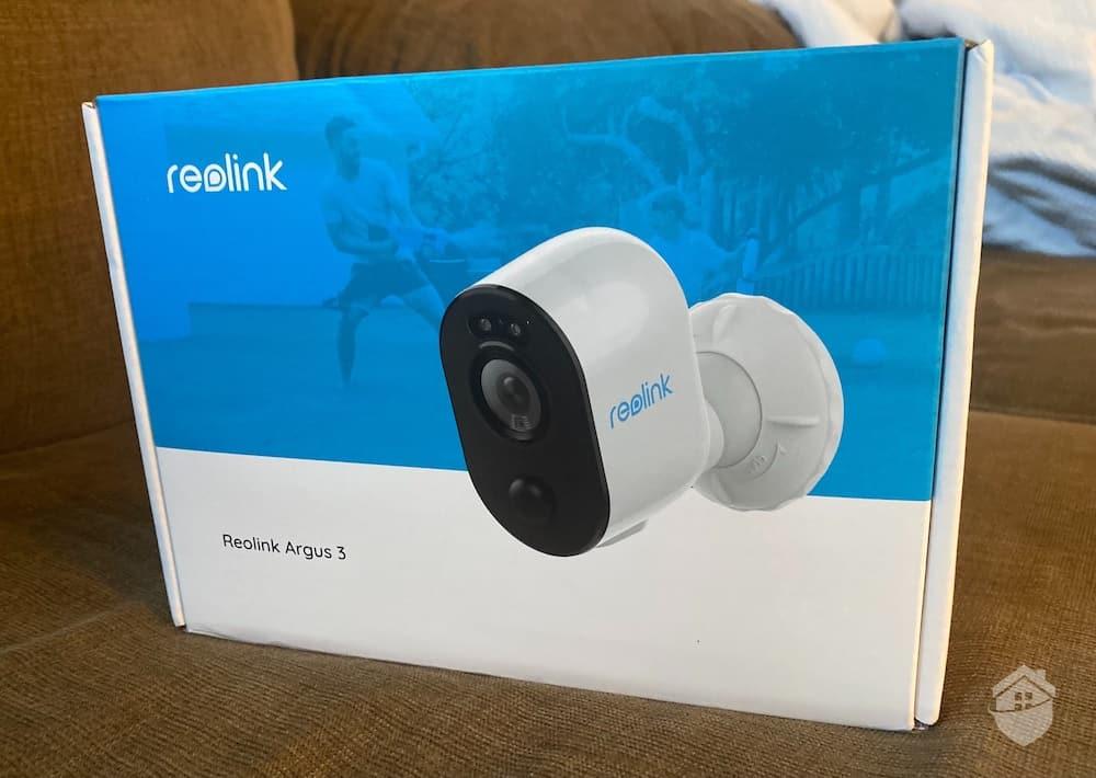 Reolink Argus 3 Packaging