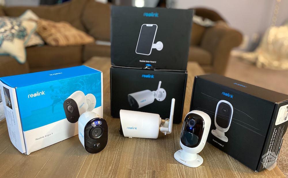 Reolink Cameras