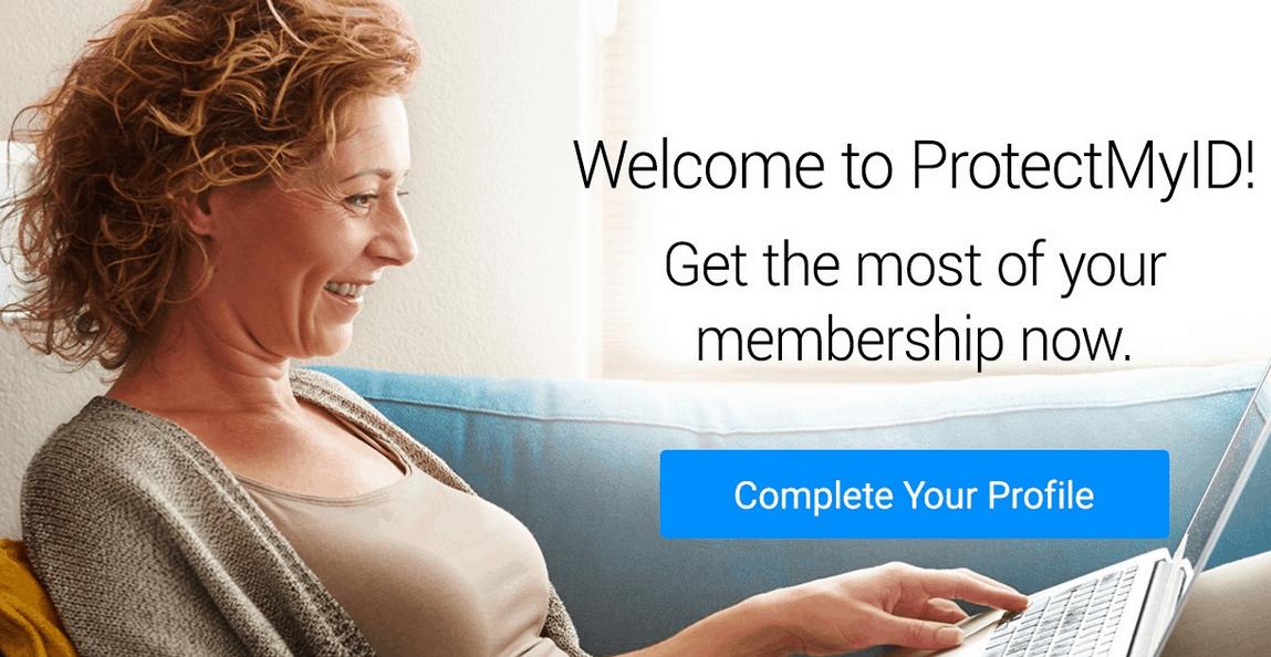 Welcome to ProtectMyID