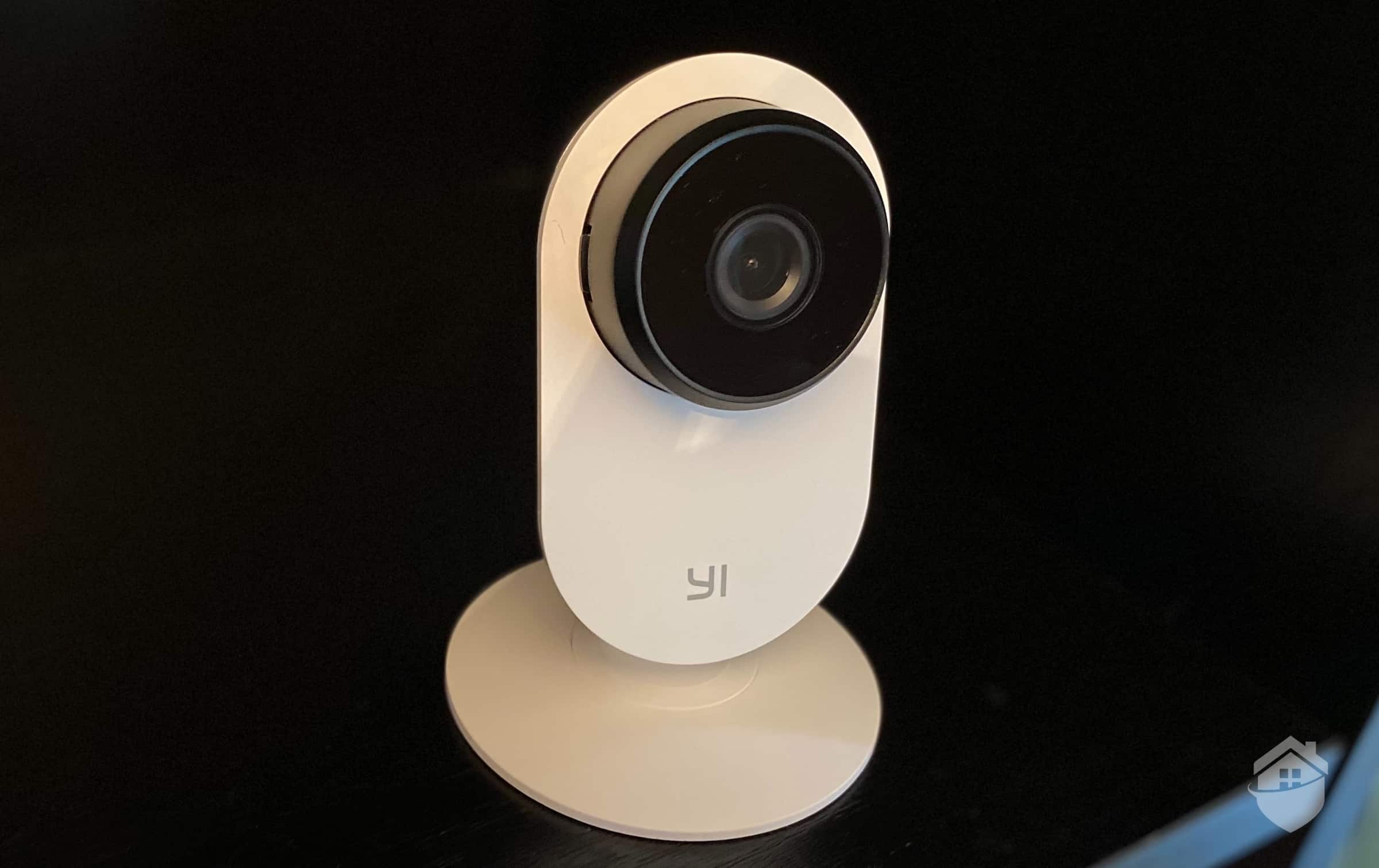 YI Camera Closeup