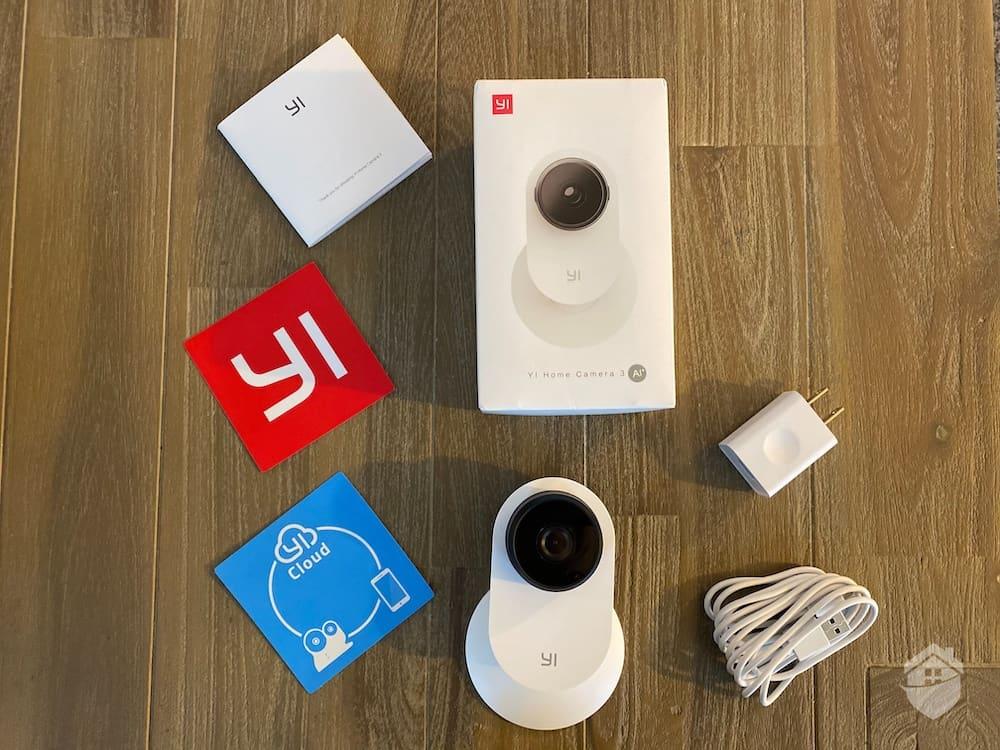 YI Camera Equipment