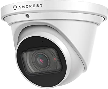 Amcrest 4K Optical Zoom IP Dome Camera