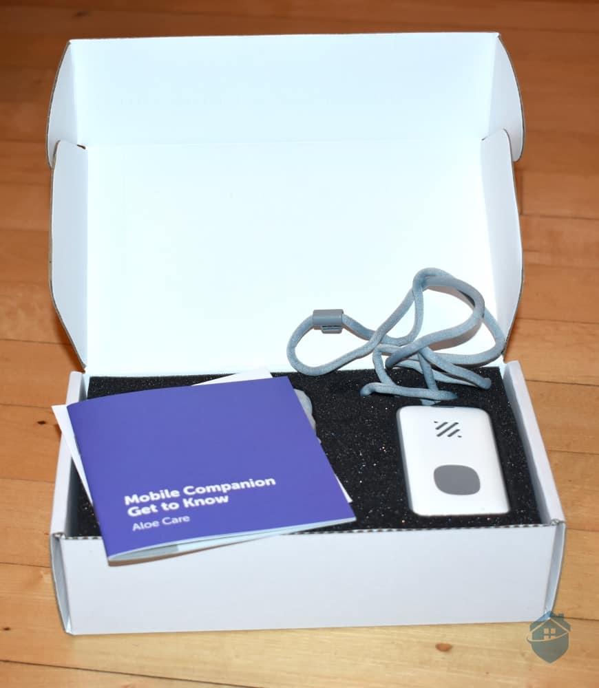 Aloe Care Health Packaging
