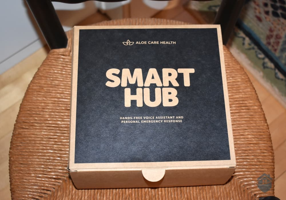 Aloe Care Health Smart Hub Box