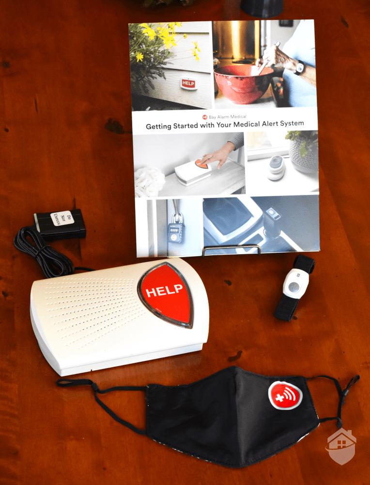 Bay Alarm Medical Equipment