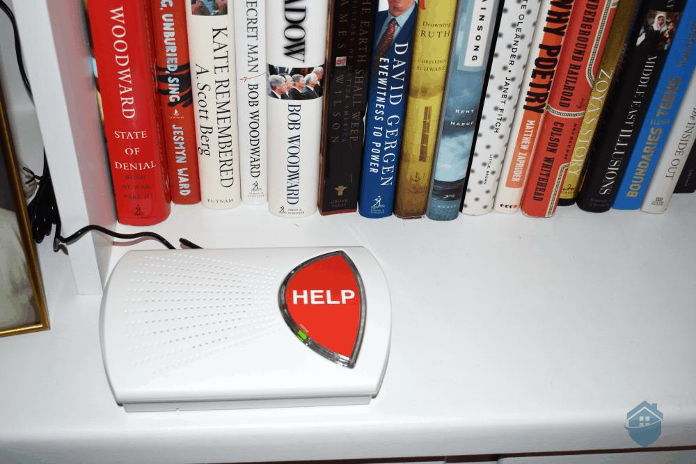 Bay Alarm Medical Help Button