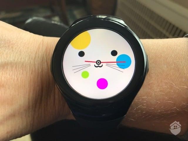 Bay Alarm Medical SOS Smartwatch Face