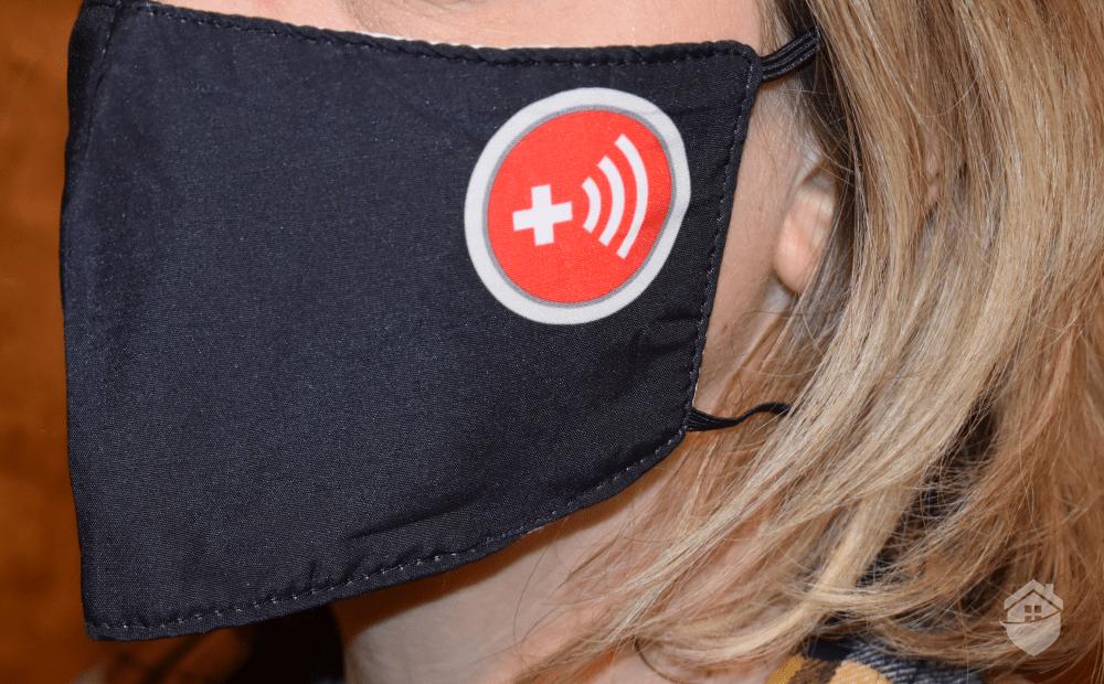 Bay Alarm Medical Safety Mask