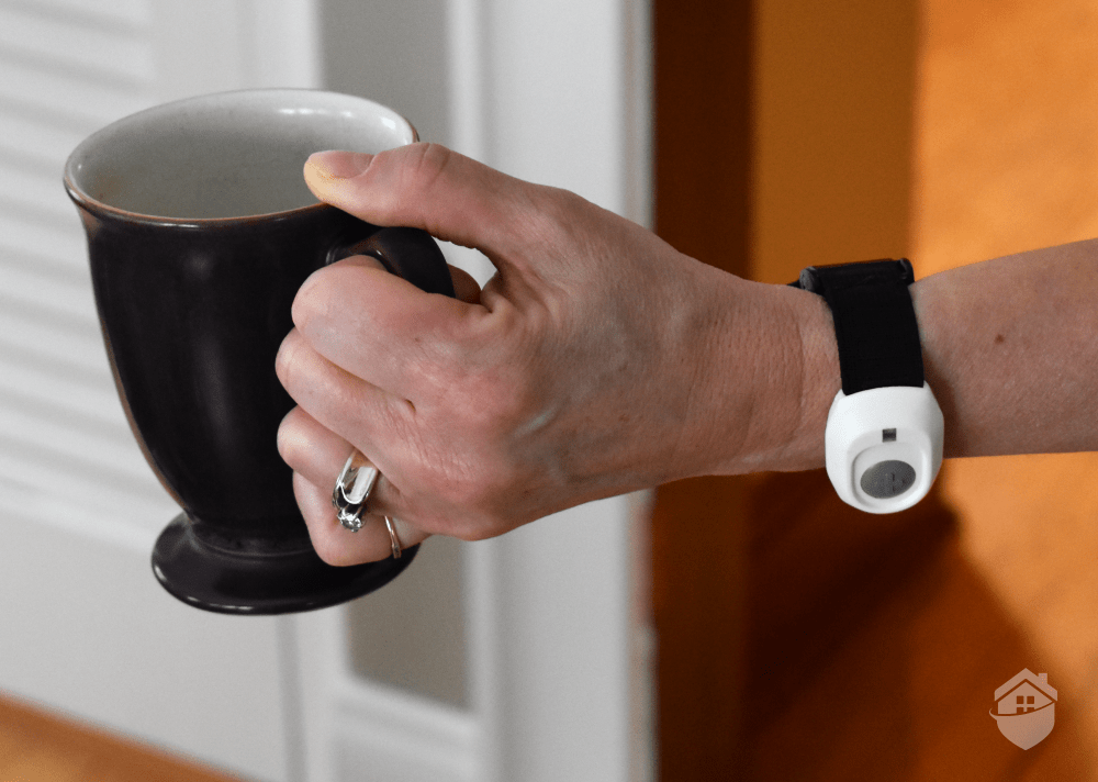 Bay Alarm Medical Wrist Pendant