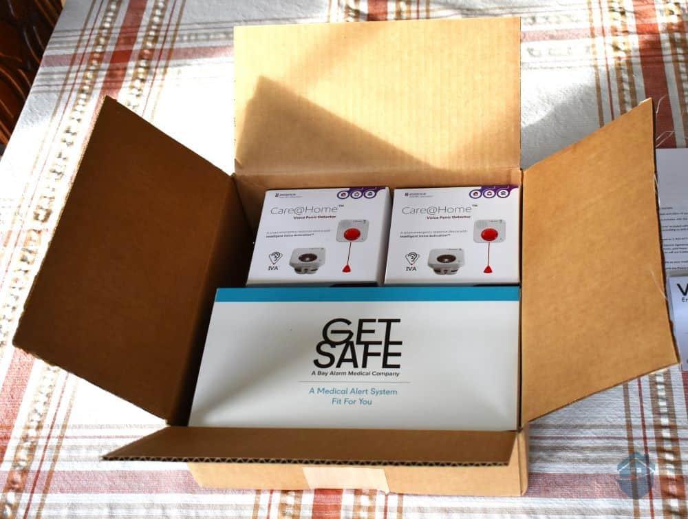 Unboxing GetSafe