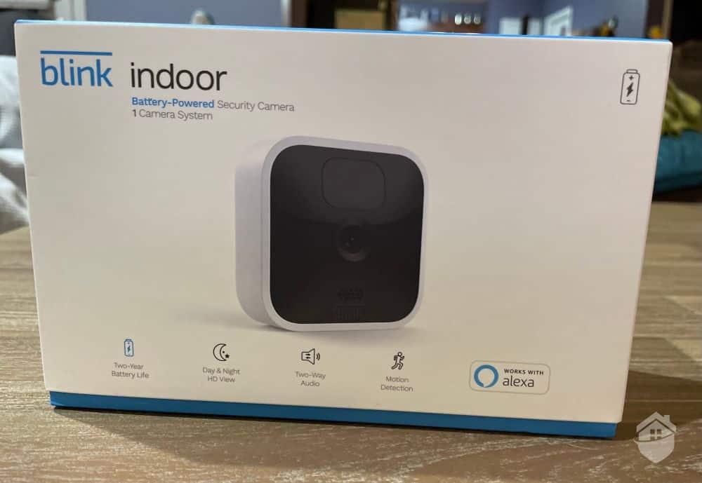 Blink Indoor Packaging