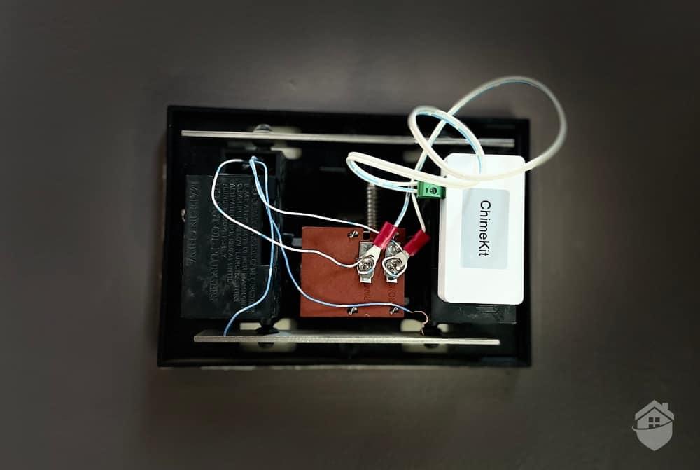 Lorex Doorbell Camera Chime Kit