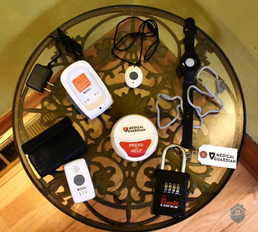 Medical Guardian Equipment