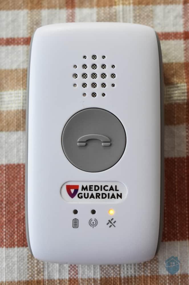 Mobile Guardian Closeup