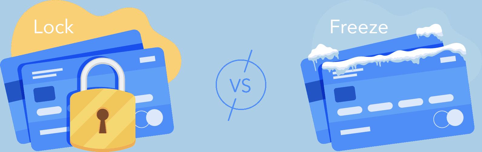 Credit Locking vs Credit Freezing