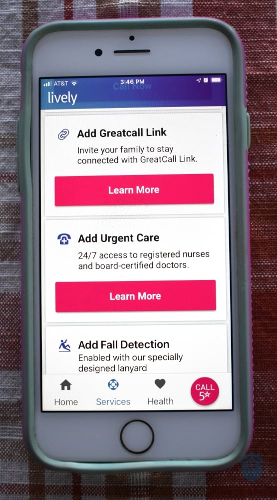 GreatCall App