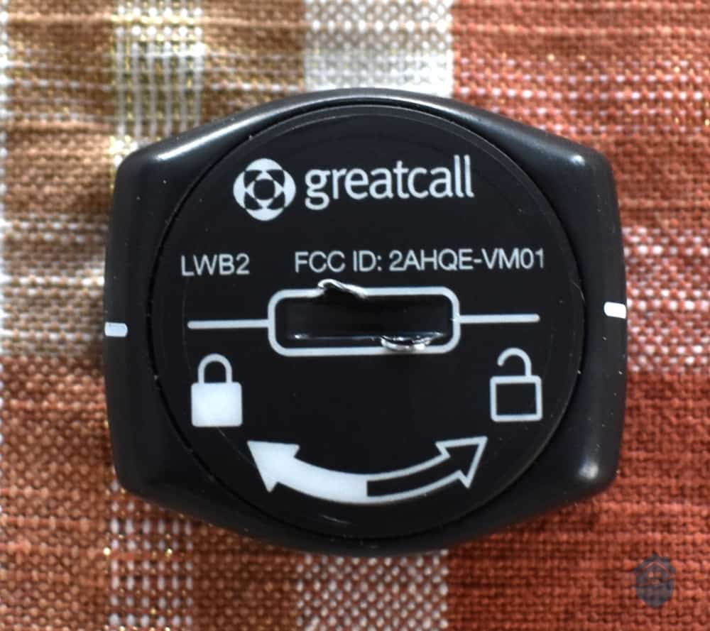GreatCall Battery Case