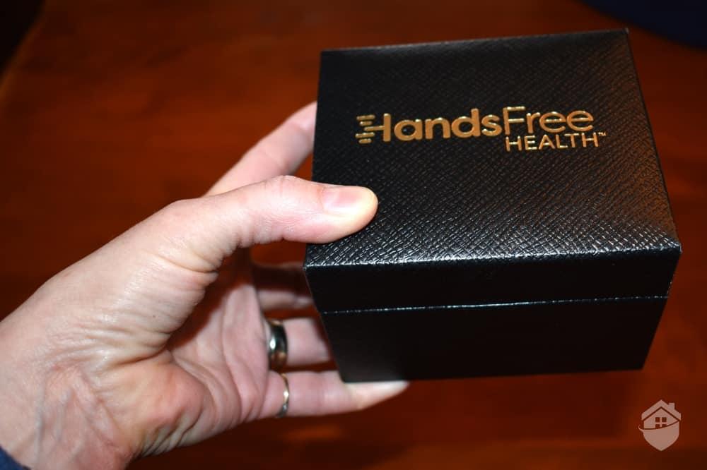 HandsFree Health Watch Container