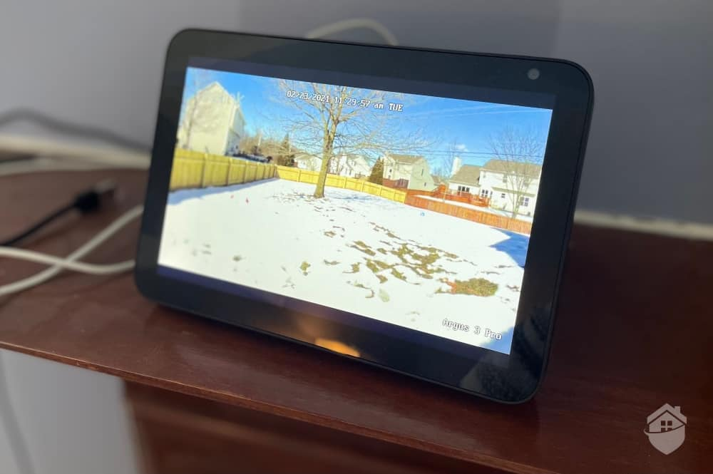 Reolink Argus 3 Pro on Alexa
