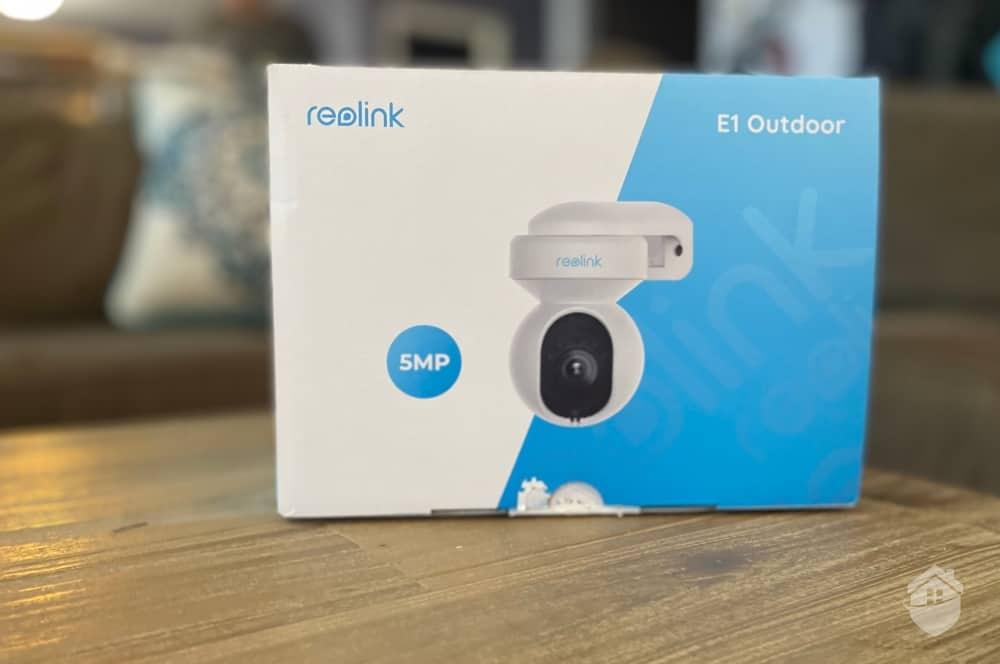 Reolink E1 Outdoor Box