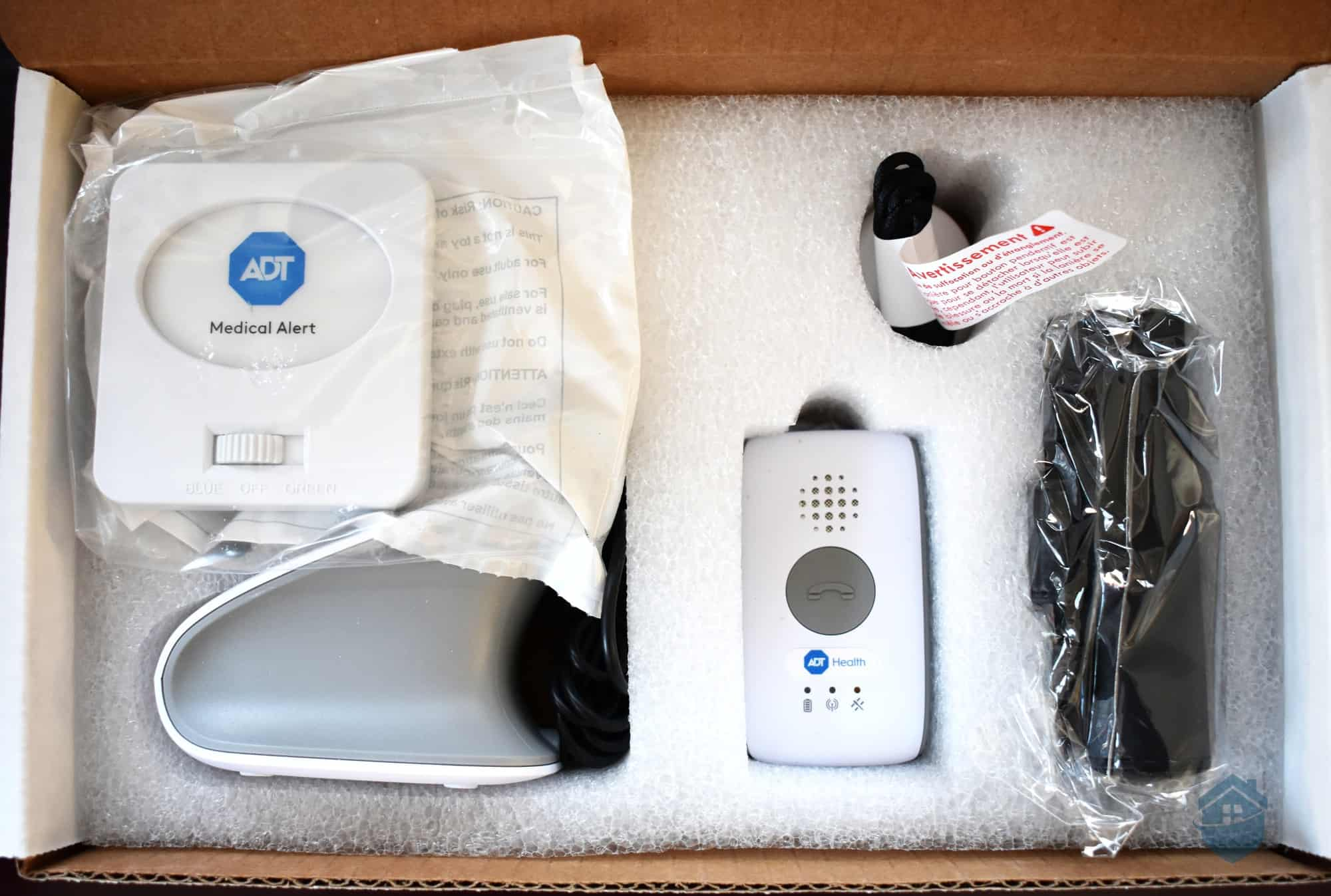ADT Health's On-the-Go Device In The Box