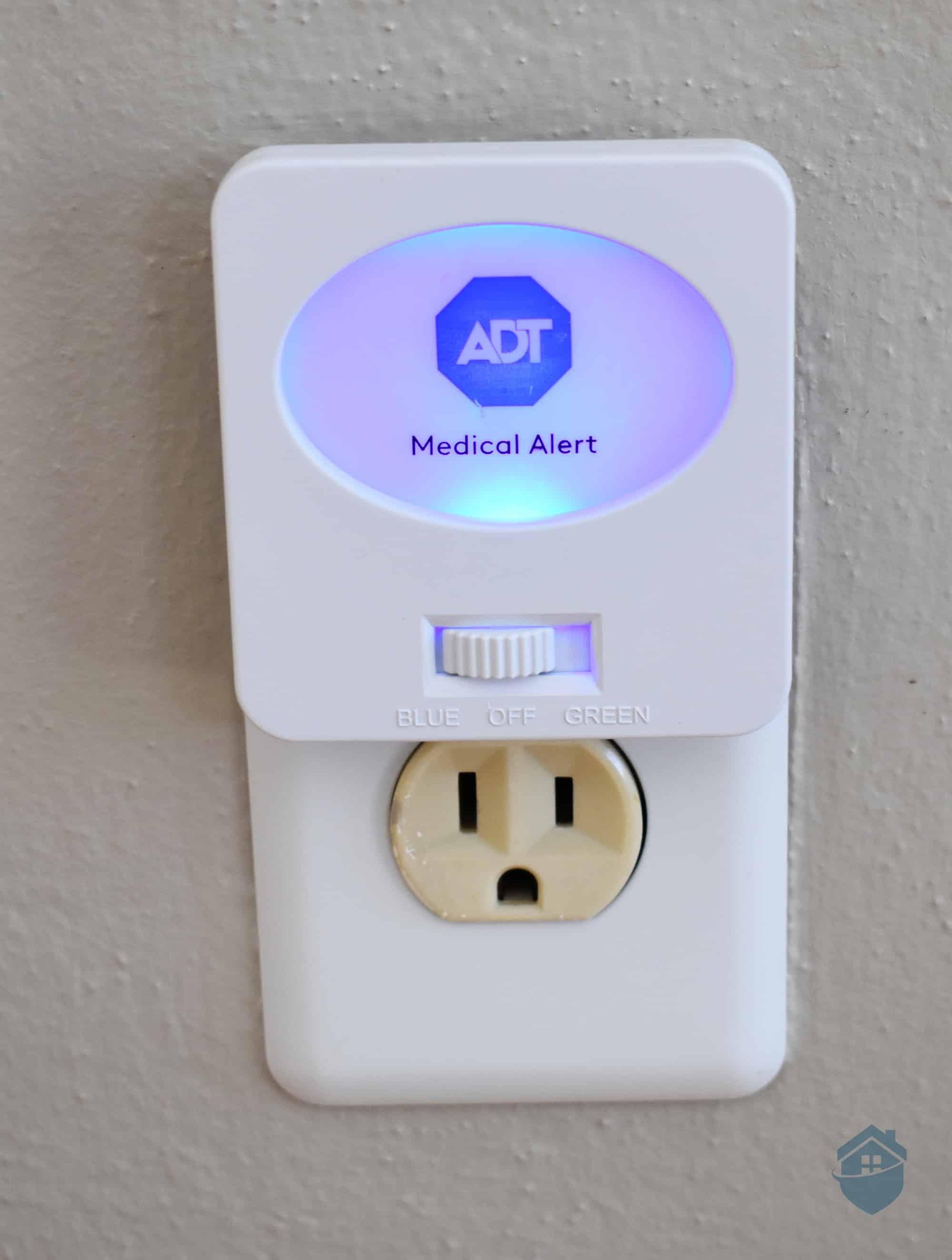 ADT Health Wall Plug
