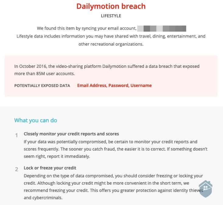 Allstate Dailymotion Breach