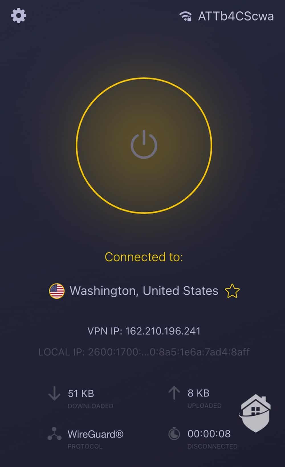 CyberGhost Mobile App