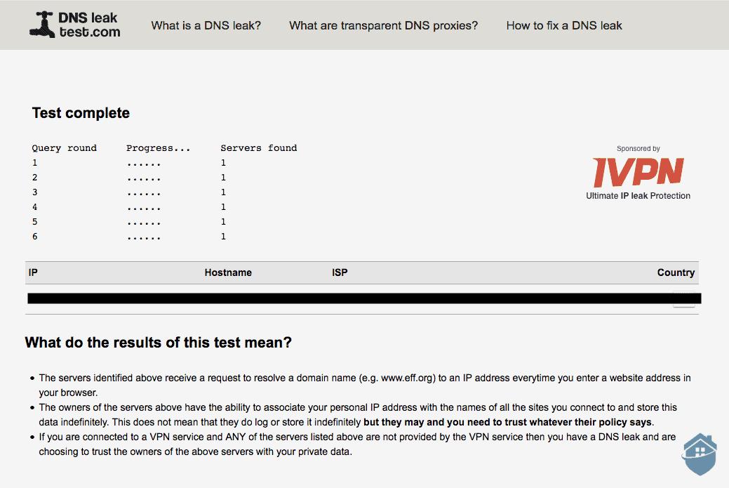DNSleaktest.com