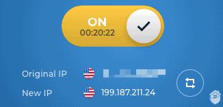 HMA VPN On Switch