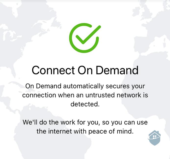 IPVanish On Demand