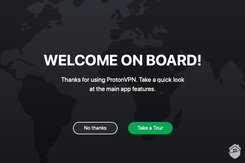 ProtonVPN Tour