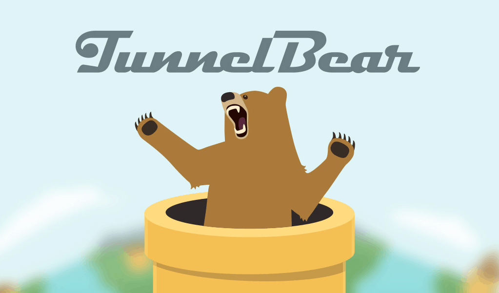 TunnelBear Logo Graphic
