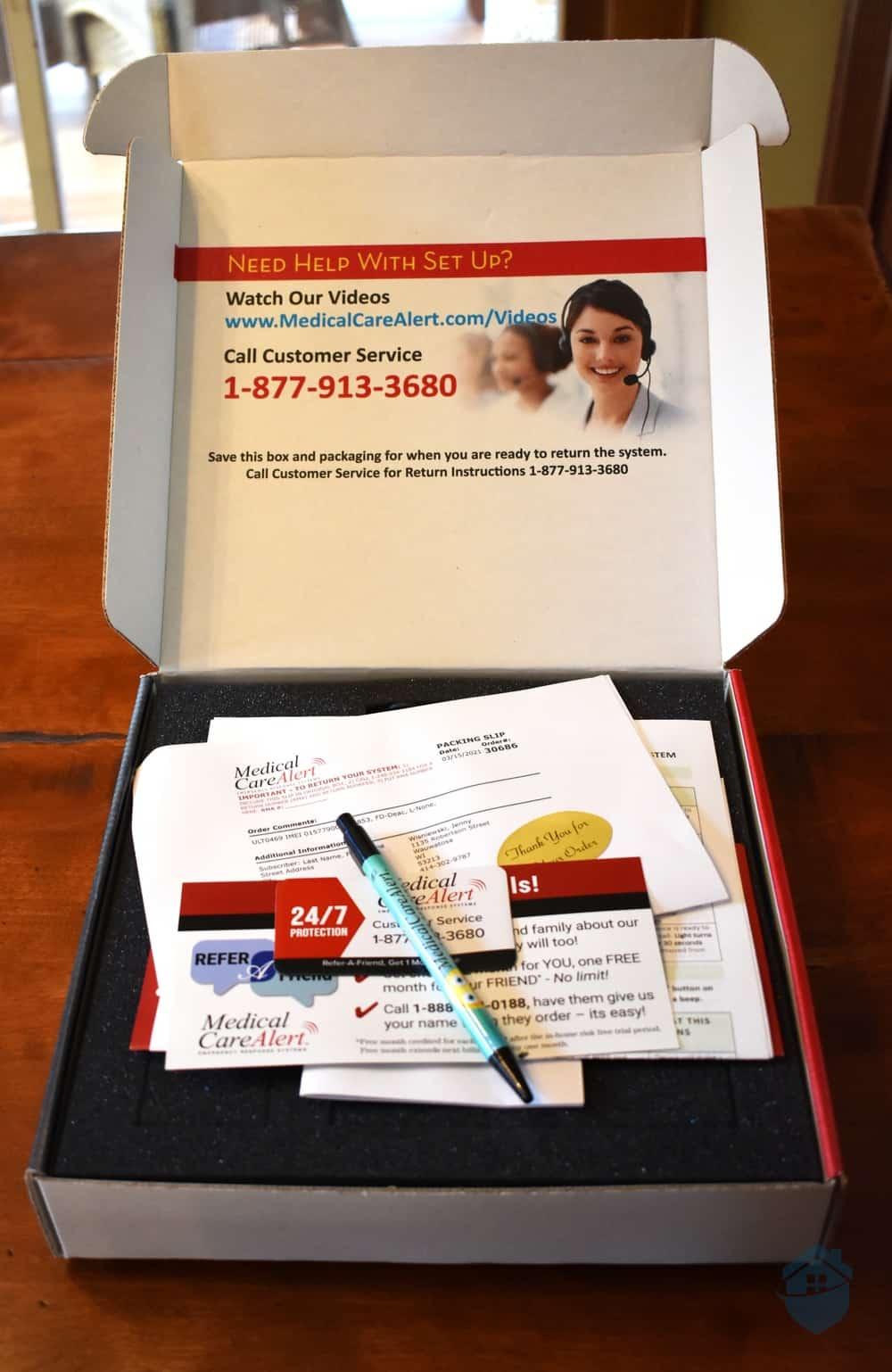 Unboxing Medical Care Alert