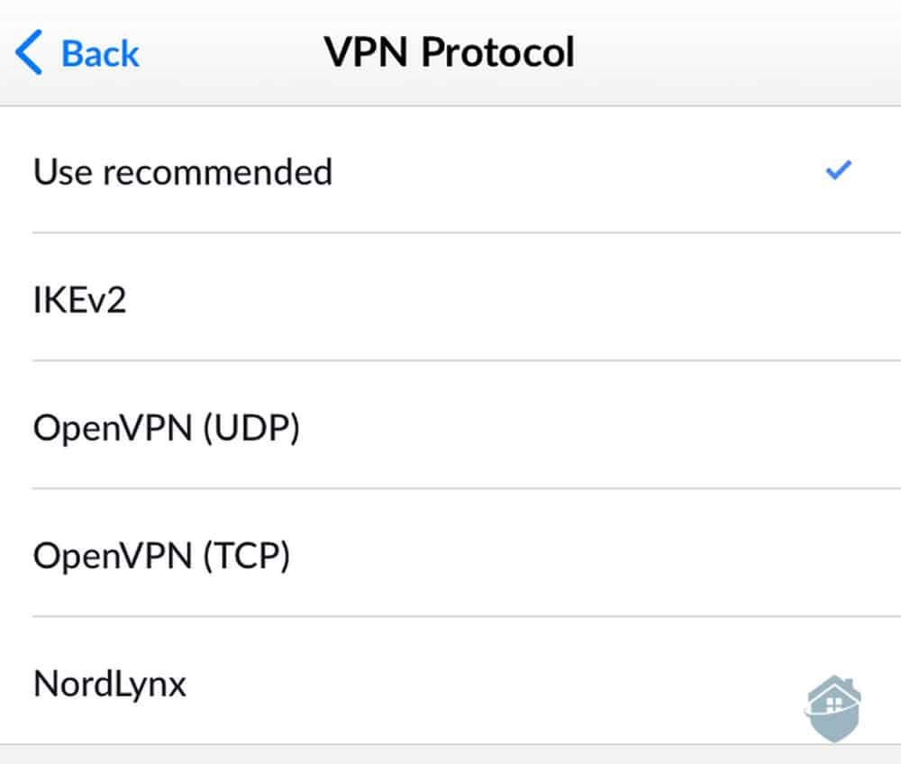 VPN Protocols on Mobile