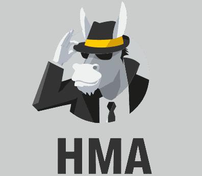 HMA VPN logo