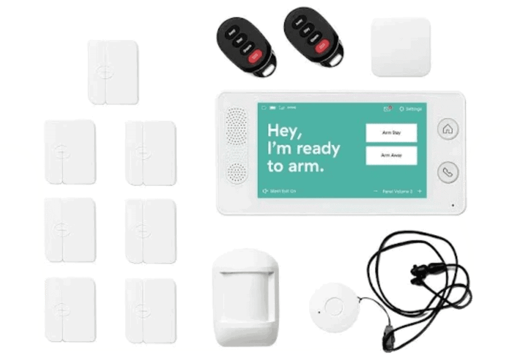 Cove Smart Home Security Package