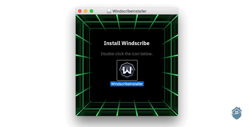 Installing Windscribe