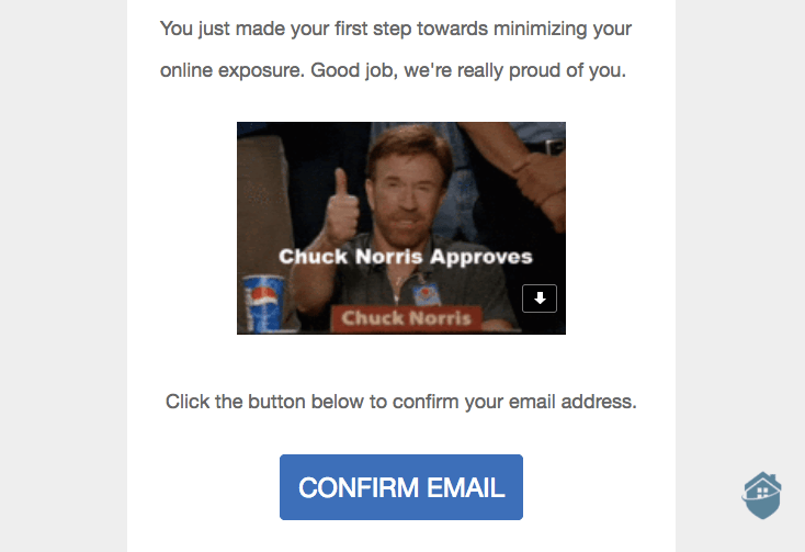 Windscribe Pro, $9 per month. A thumbs-up from Chuck Norris —priceless.