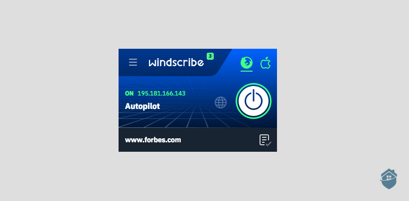 Windscribe's browser extensions are exceptionally robust.