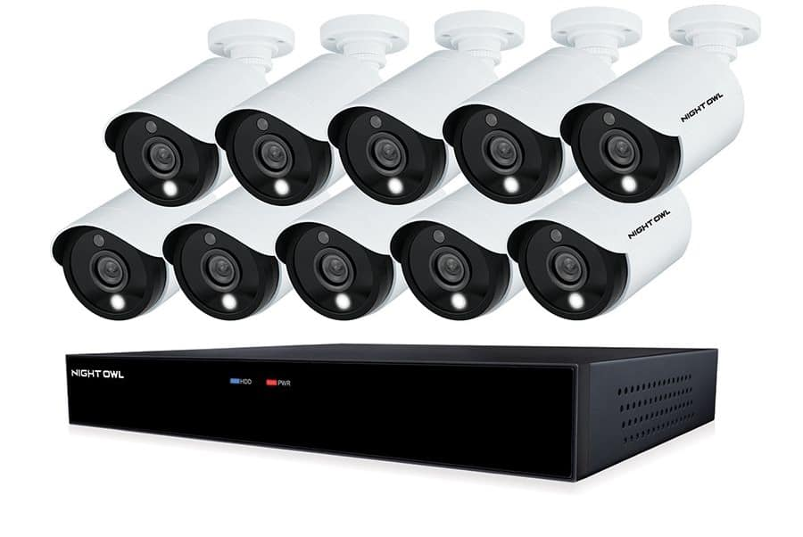 Night Owl Cameras