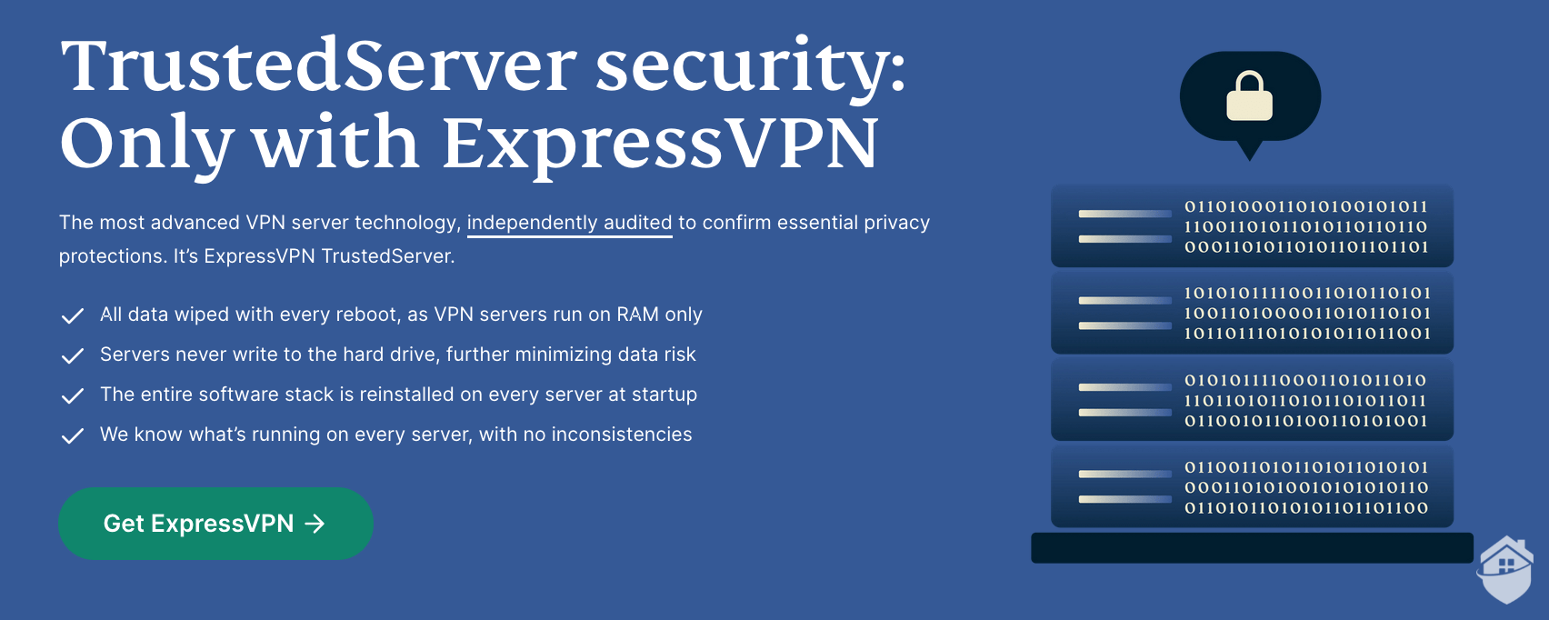 ExpressVPN may have the most secure servers on the VPN market today