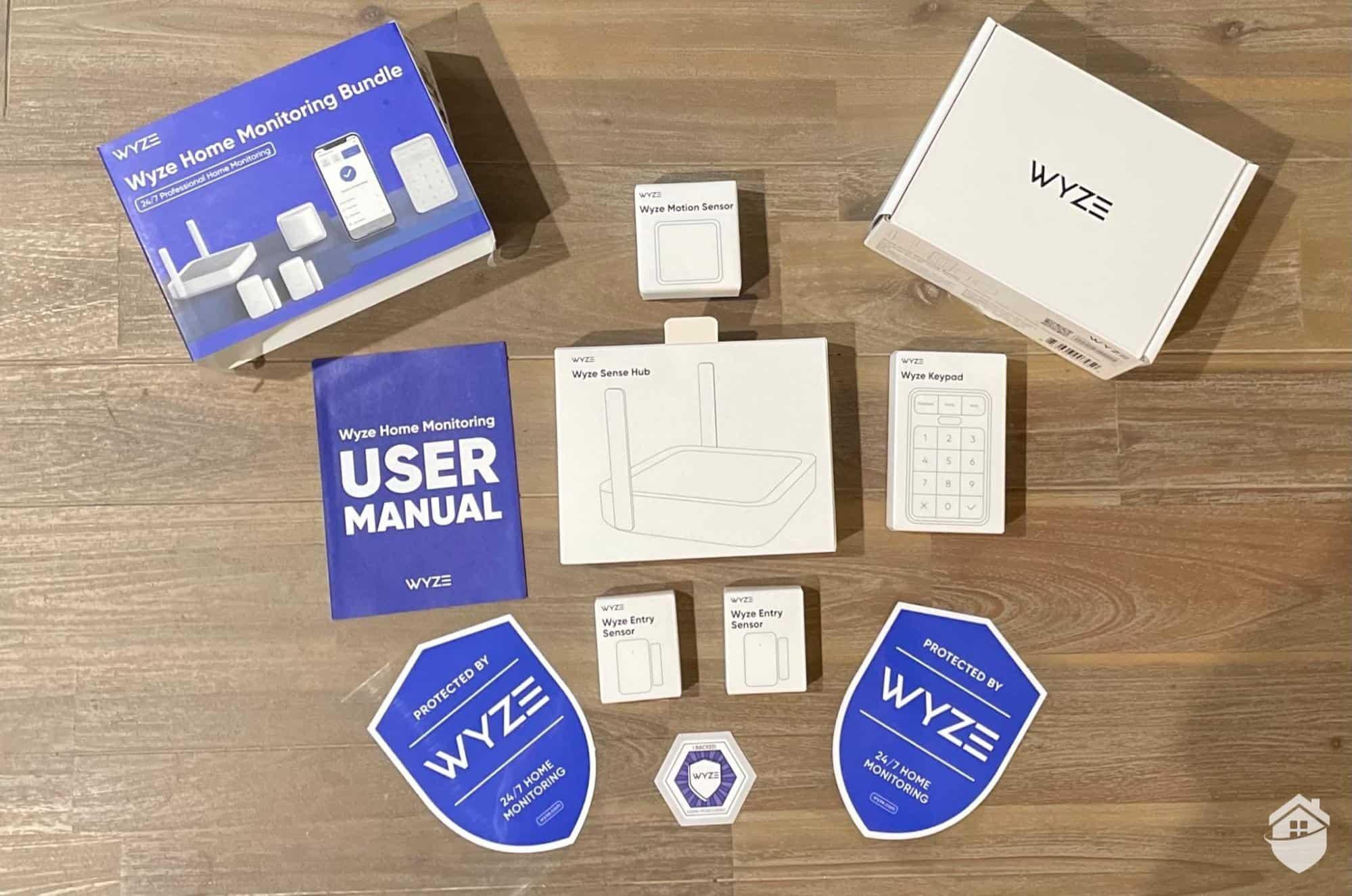 Wyze Home Monitoring Bundle