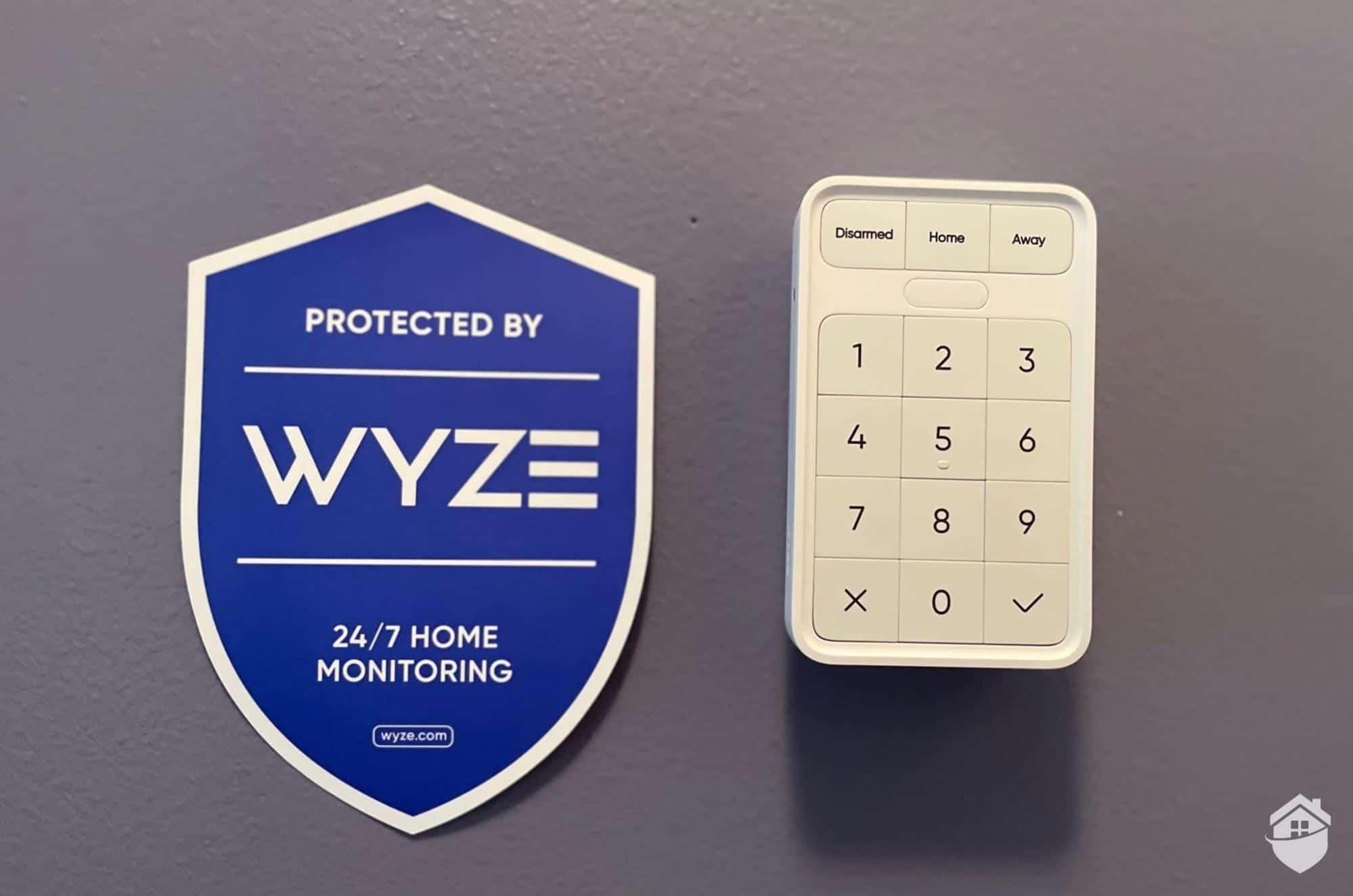 Wyze Home Monitoring Keypad