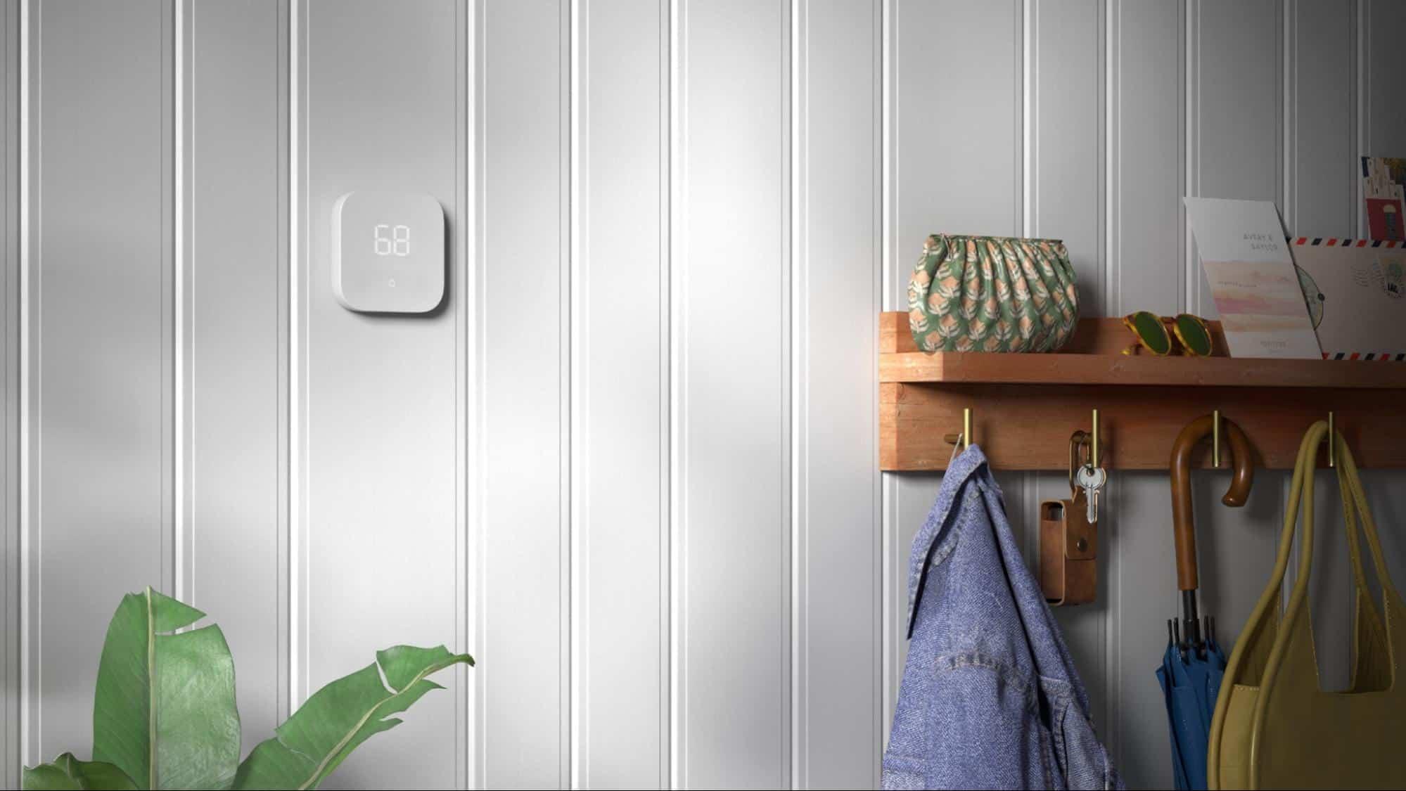 Amazon Smart Thermostat (Photo: Amazon)